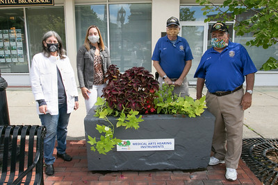 Leominster Rotary Plants 090320
