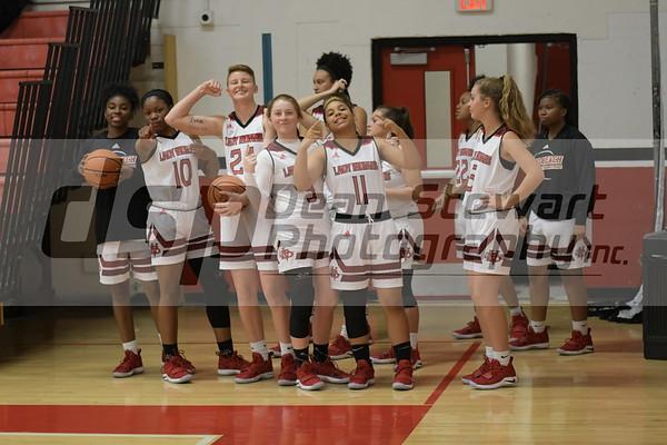 Girls Varsity Basketball 1-18-19