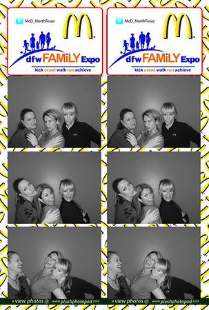 McDonald's DFW Family Expo