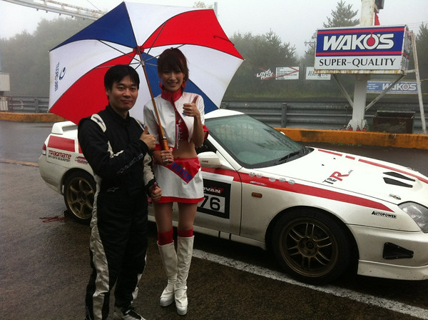 3rd place win - 6hr race, Oct 2011