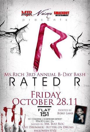 Rated R 10-28-2011