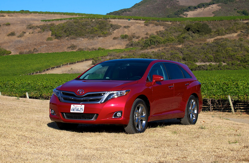 Is the Toyota Venza your next boomer road trip car?