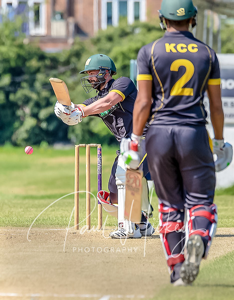 Redditch vs Kidderminster Cricket Club 07/05/18
