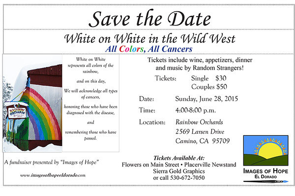 2015 White on White Event