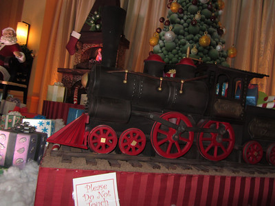 Magic Kingdom December 2011