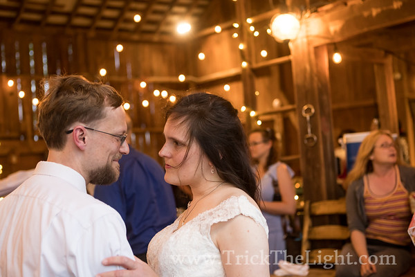 Karin and Steve's Wedding - Reception