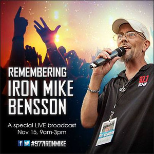 Benefit for Iron Mike Bensson