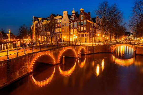 Amsterdam Netherlands Cityscape