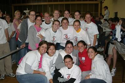Welcome Week Community Commitment 2003