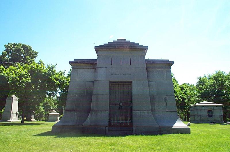 Milton Wilson mastaba