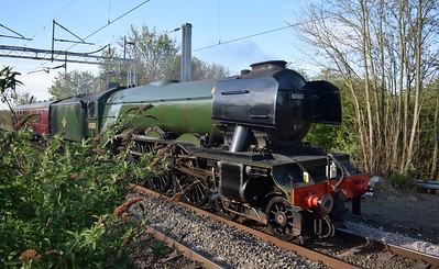 Wolverton for Flying Scotsman, 11 April 2017