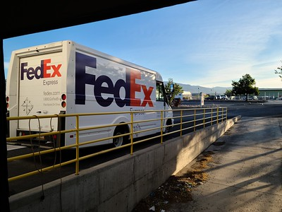 FedEx Visit