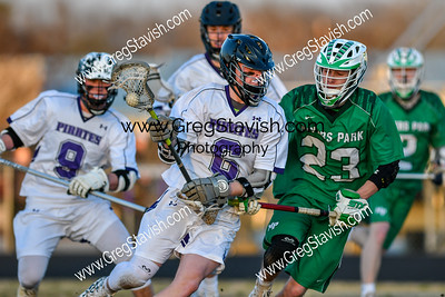 3.15 PRHS Men's Lacrosse vs. Myers Park
