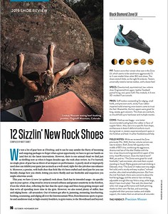 Climbing Magazine | Flagstaff