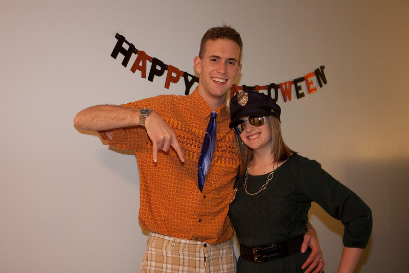 Joel and Meghan as Really Bad Dresser and Fashion Police. Joel says down with Texas?