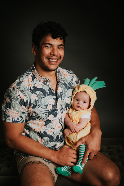 Baby Lincoln + Derrick