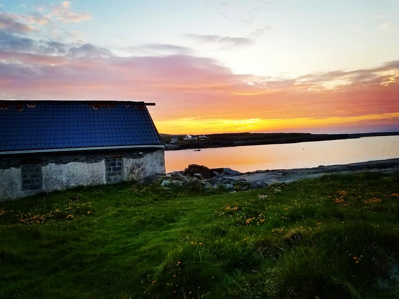 Dingle Peninsula in Ireland.