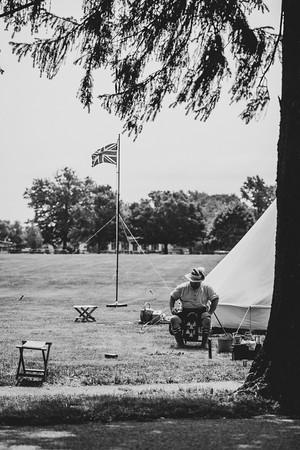 Victorian Era Encampment 2021