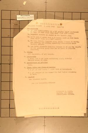 7th BG April 1, 1945