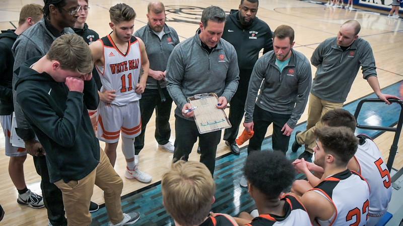 WBL Boys Varsity Basketball V Woodbury Playoff 2020