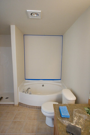 Master Bathroom Improvements