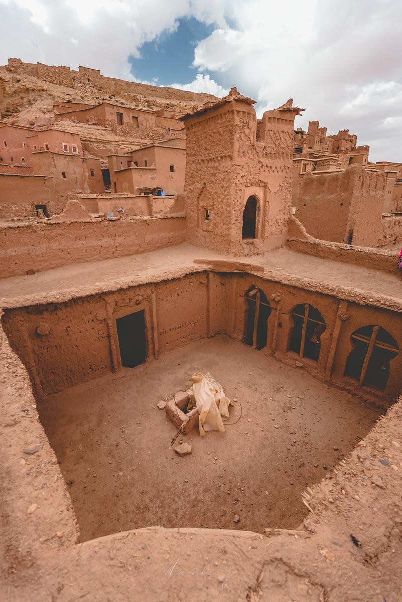 北非調色盤 古城艾本哈督 冰與火之歌的淵凱城 by 旅行攝影師張威廉 Wilhelm Chang