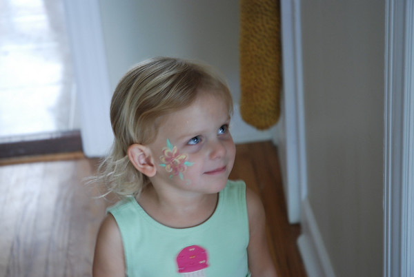 Addison turns two