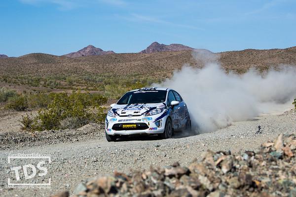 Desert Storm Rally 2013