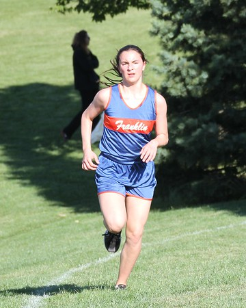 Middle School Cross Country Meet at Cherry Hill Park 10/1/15