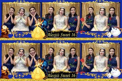 Alexis's Sweet 16