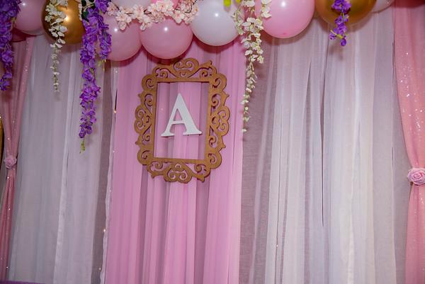 Ananya Saree Ceremony