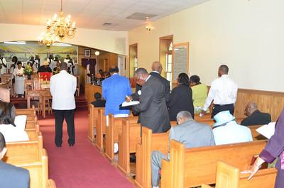 Oakman Branch Missionary Baptist Church
