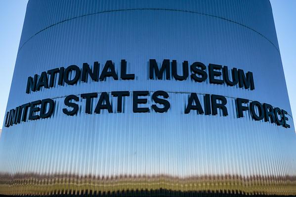 USAF National Museum 2017