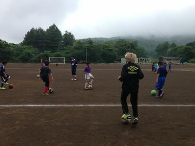 Soccer Camp July 2014