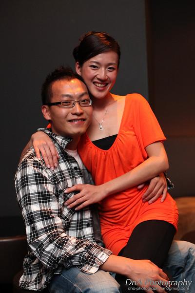 Lovely couple, Danny & Jayne.