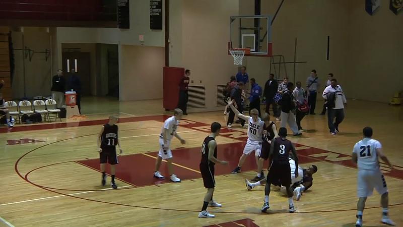 Wheaton Academy Westmont Tournament Game 1