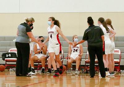 US Girls Basketball vs Davenport 6-1-21