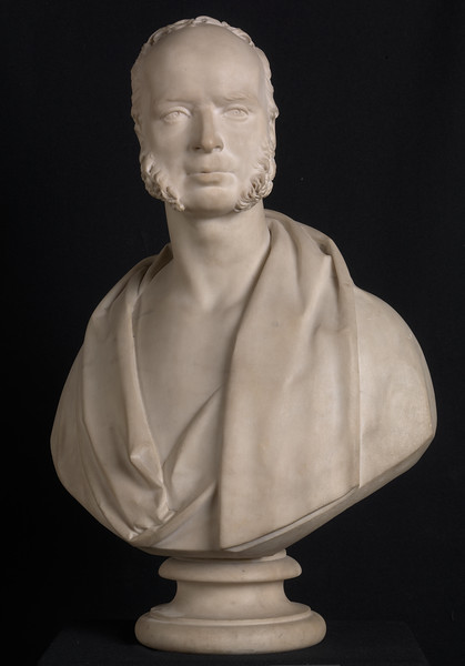 Bust Portrait of Wynn Ellis MP