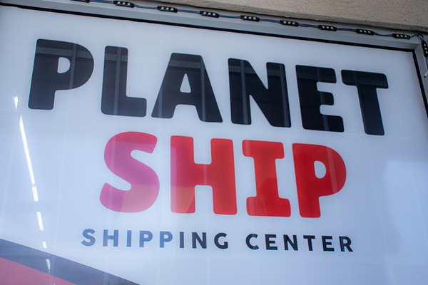 Planet Ship Grand opening