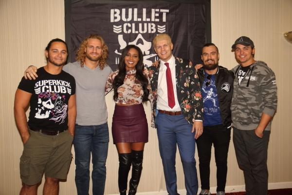 2018-10-13: Legends Of The Ring #27 @ Monroe, NJ
