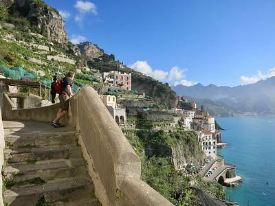 Amalfi, Italy 2018