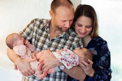 Hannah & Simon & Twins