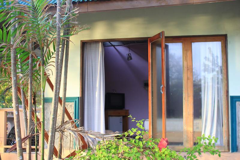 resort's bungalow