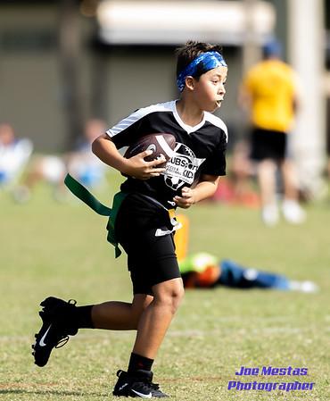 Flag Football at Azalea 10-31-20