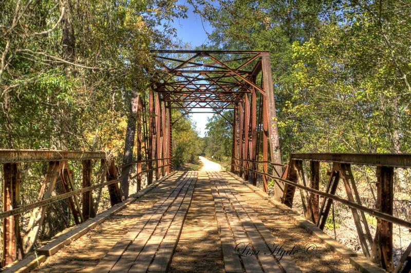South Boat Ditch Bridge, Clark County, AR