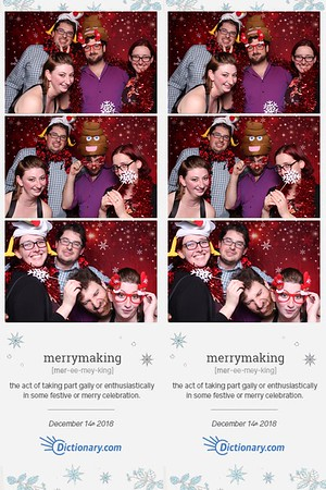 Dictionary Holiday Party 2018