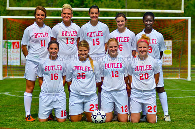 2012 BHS Women's Soccer Team Photos