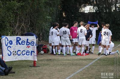 FP Boy's Soccer 02/03/15