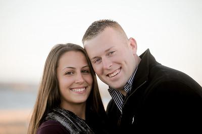 Rachelle and Scott