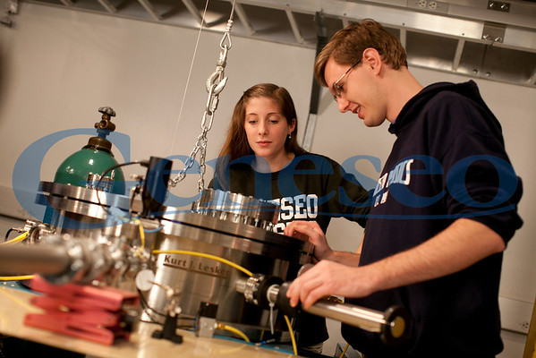 Particle Accelerator - ISC Fall 2011